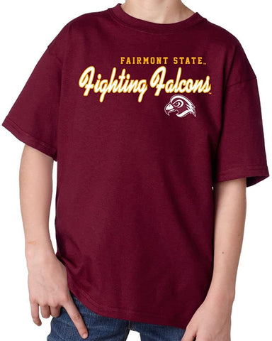 J2 Sport Fairmont State University Falcons NCAA Youth Apparel