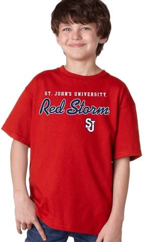 J2 Sport St. John's University Red Storm NCAA Youth Apparel