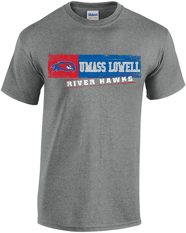 J2 Sport University of Massachusetts Lowell River Hawks NCAA Unisex T-Shirt