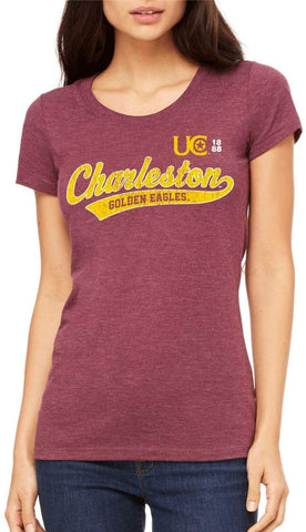 J2 Sport University of Charleston Golden Eagles NCAA Womens Apparel