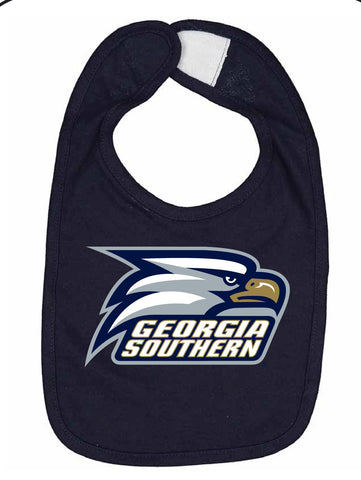 J2 Sport Georgia Southern University Eagles NCAA Logo Infant Bib