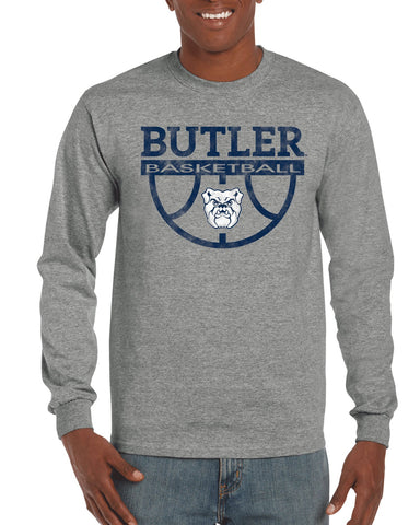 J2 Sport Butler Bulldogs NCAA Basketball Unisex Apparel