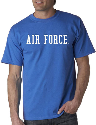 J2 Sport US Air Force Academy Falcons NCAA Unisex Block T-Shirt
