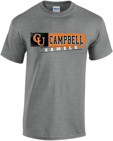 J2 Sport Campbell Fighting Camels NCAA Sticker Unisex T-Shirt