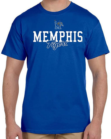 J2 Sport University of Memphis Tigers NCAA Unisex Apparel