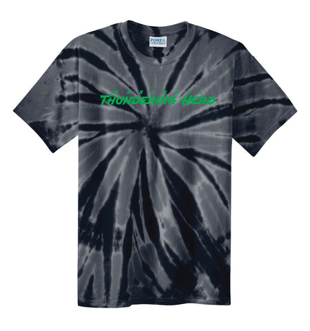 J2 Sport MU Marshall University The Thundering Herd NCAA Tie Dye T-Shirt