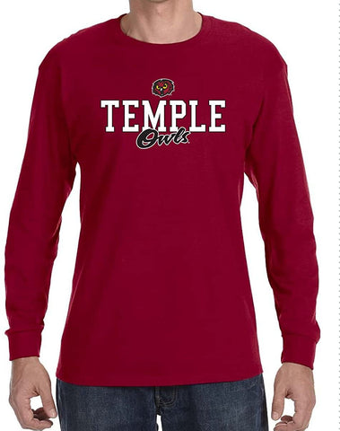 J2 Sport Temple University Owls NCAA Unisex Apparel