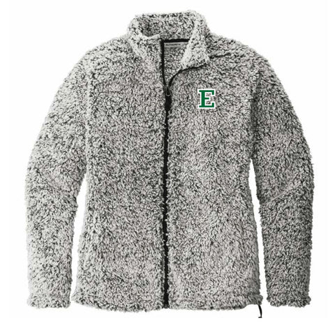 J2 Sport Eastern Michigan University Eagles NCAA Ladies Cozy Fleece Jacket