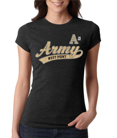 J2 Sport Army West Point Black Knights NCAA Womens Apparel