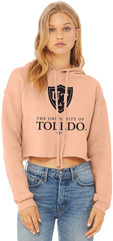 J2 Sport University of Toledo Rockets NCAA Womens Apparel