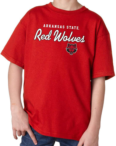 J2 Sport Arkansas State University Red Wolves NCAA Youth Apparel