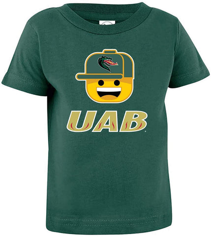 J2 Sport University of Alabama at Birmingham Blazers NCAA Ball Cap Infant T-Shirt