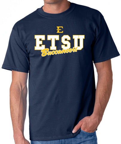 J2 Sport East Tennessee State University Buccaneers NCAA Unisex Apparel