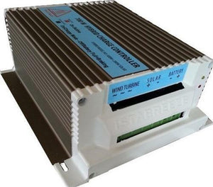 Hybrid charge controller IstaBreeze® i / HCC650 in 12 volts or 24 volts