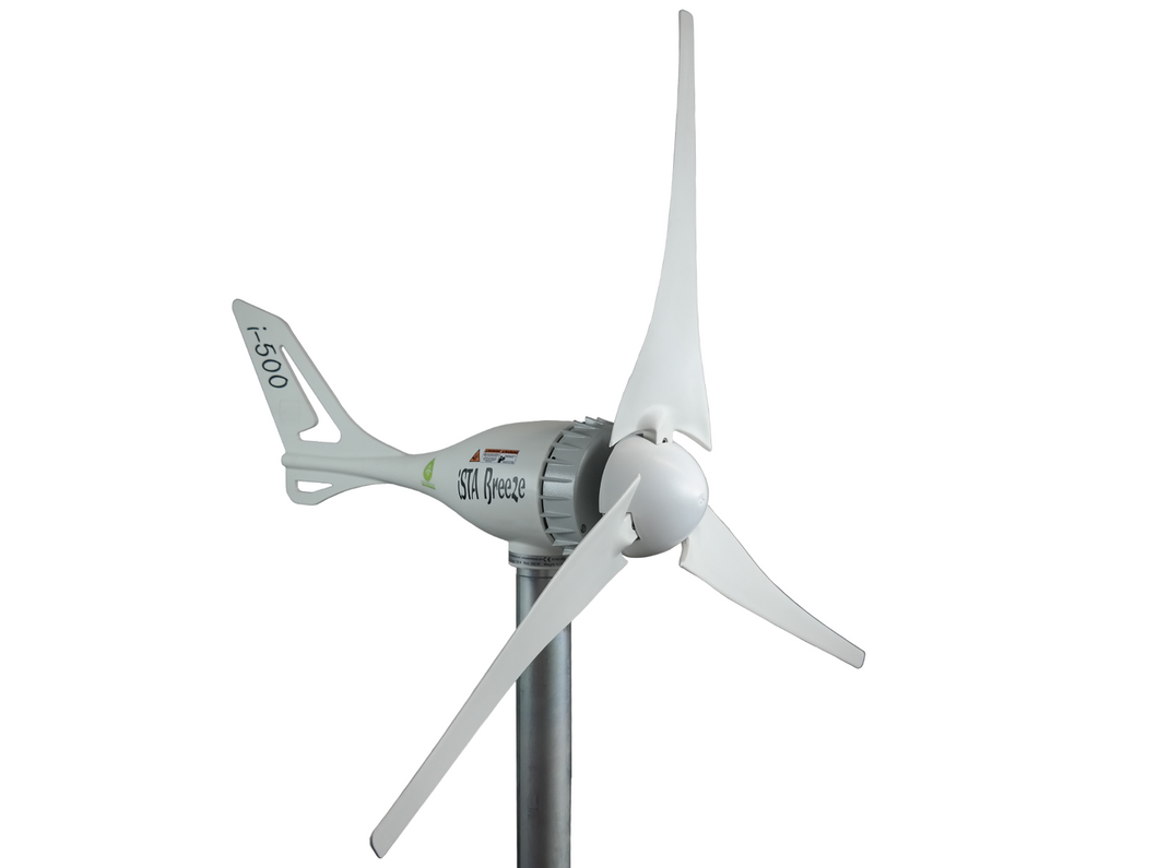 Windgenerator IstaBreeze® i-500 in 12V oder 24V
