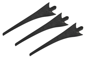 50 cm high performance rotor blades for micro wind generators