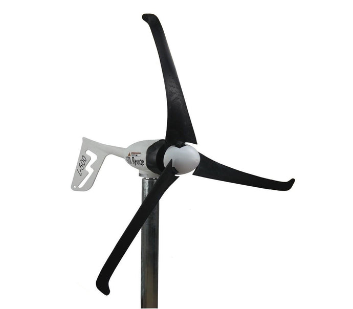Wind generator IstaBreeze® L-500 in 12V or 24V