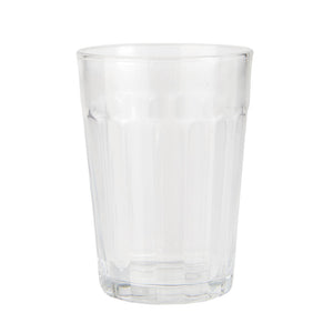 Set of 6 Classic Cafe Glasses