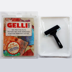 Load image into Gallery viewer, Easy Gelli Printing Set