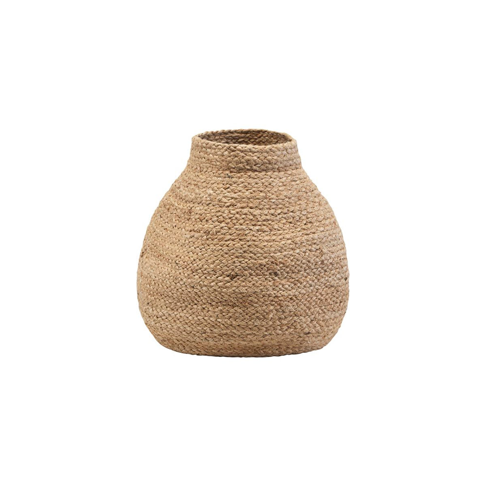 Load image into Gallery viewer, Woven Jute 'Zimba' Basket, 40 x 35cm