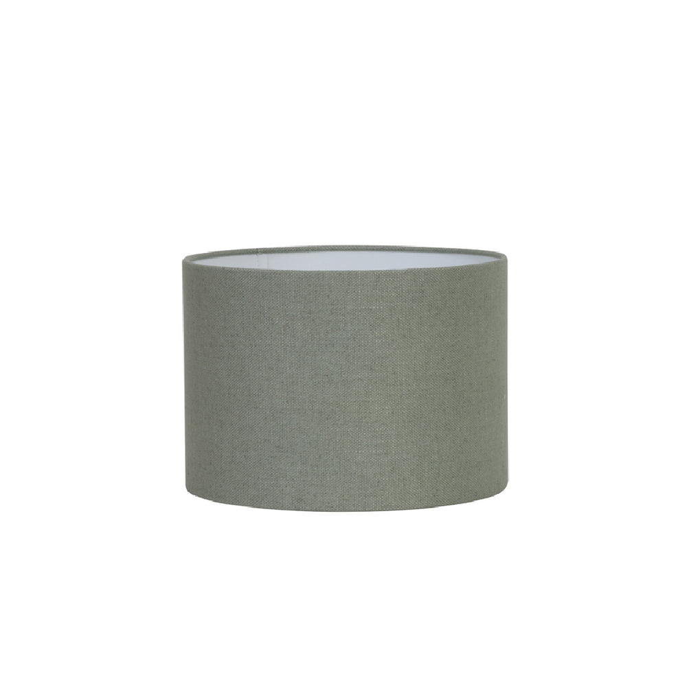 Load image into Gallery viewer, Cylinder, Linen Lampshades, 25cm Diameter