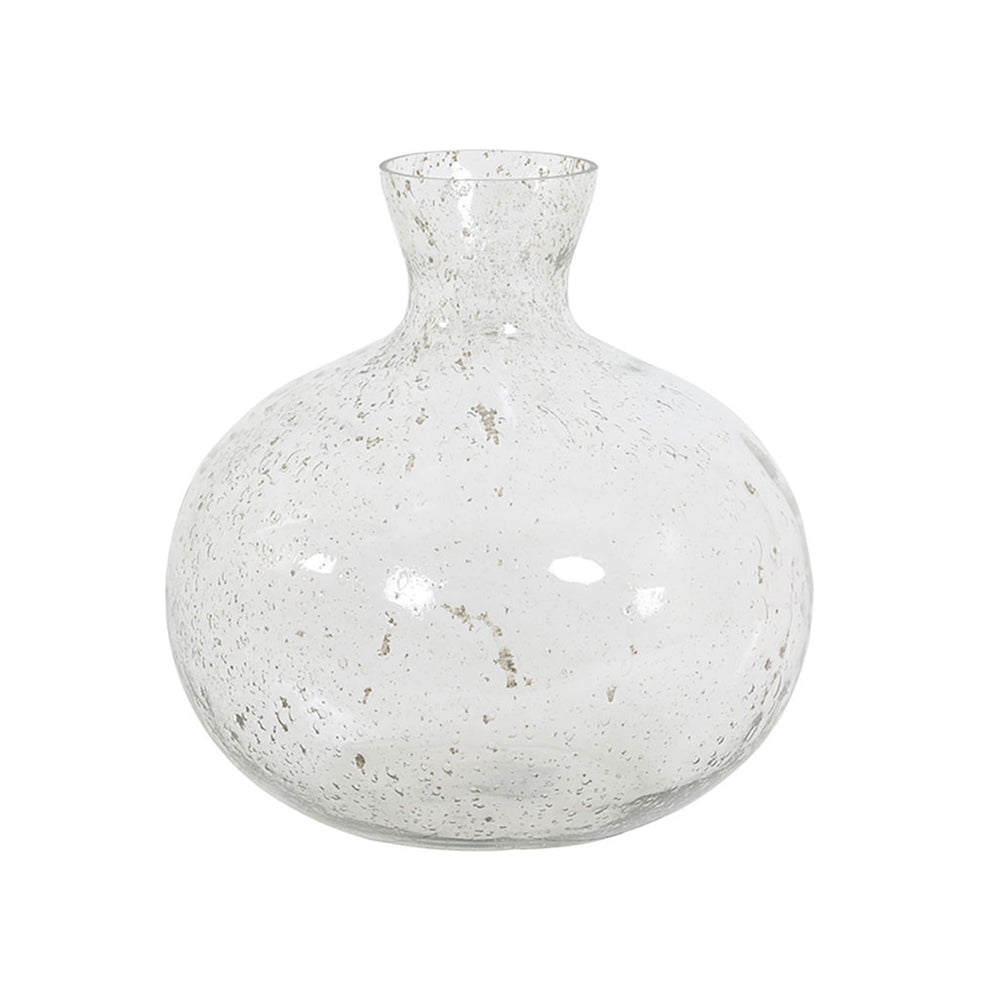 Load image into Gallery viewer, Kodar Stone Glass Vase, 21 x 21 cm