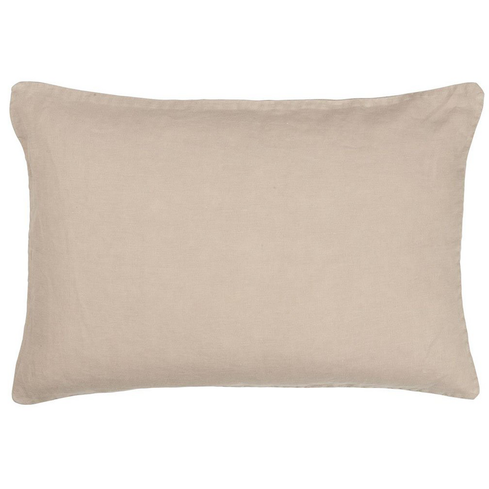40 x 60 cm Natural Linen Cushion Cover