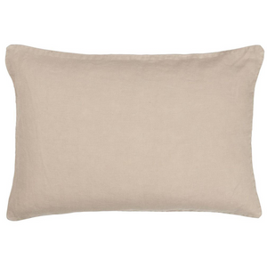 Load image into Gallery viewer, 40 x 60 cm Natural Linen Cushion Cover
