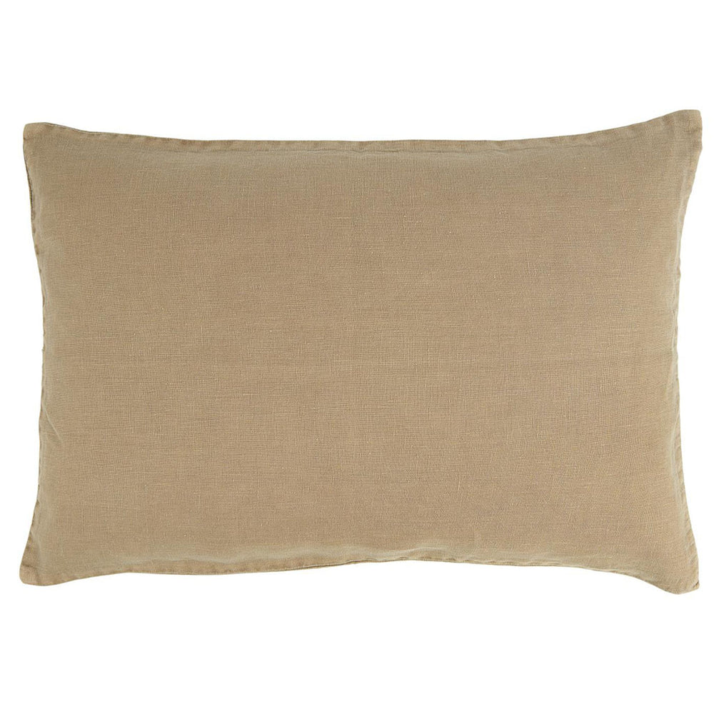 40 x 60 cm Honey Cotton Linen Cushion Cover