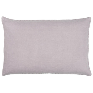 Load image into Gallery viewer, 40 x 60cm Lavender Purple Linen Cushion Cover