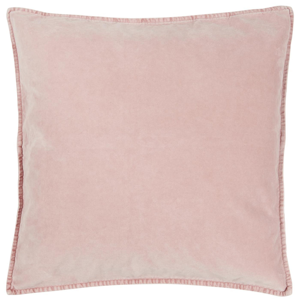 50 x 50 cm Rose Pink Velvet Cushion Cover
