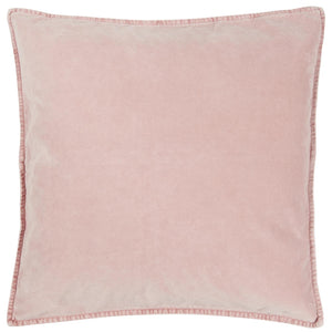 Load image into Gallery viewer, 50 x 50 cm Rose Pink Velvet Cushion Cover