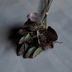 Load image into Gallery viewer, Abigail Ahern Eucalyptus Ruby 5 Stem Bunch