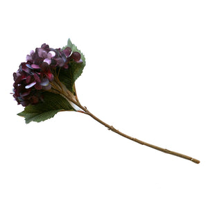 Load image into Gallery viewer, Abigail Ahern Hydrangea Damson Stem
