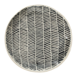 Olsson-Jensen-Astrid-stipes-herringbone-lunch-plate-deco-shop