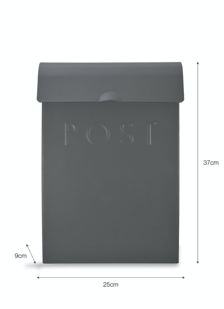 Load image into Gallery viewer, Post Box with Lock
