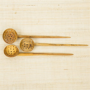 Wooden Olive Spoon