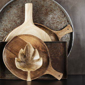 Wooden serving dish 27,5 x 40 cm
