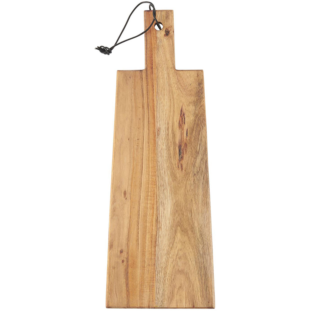 Oiled Acacia Wood Chopping Board