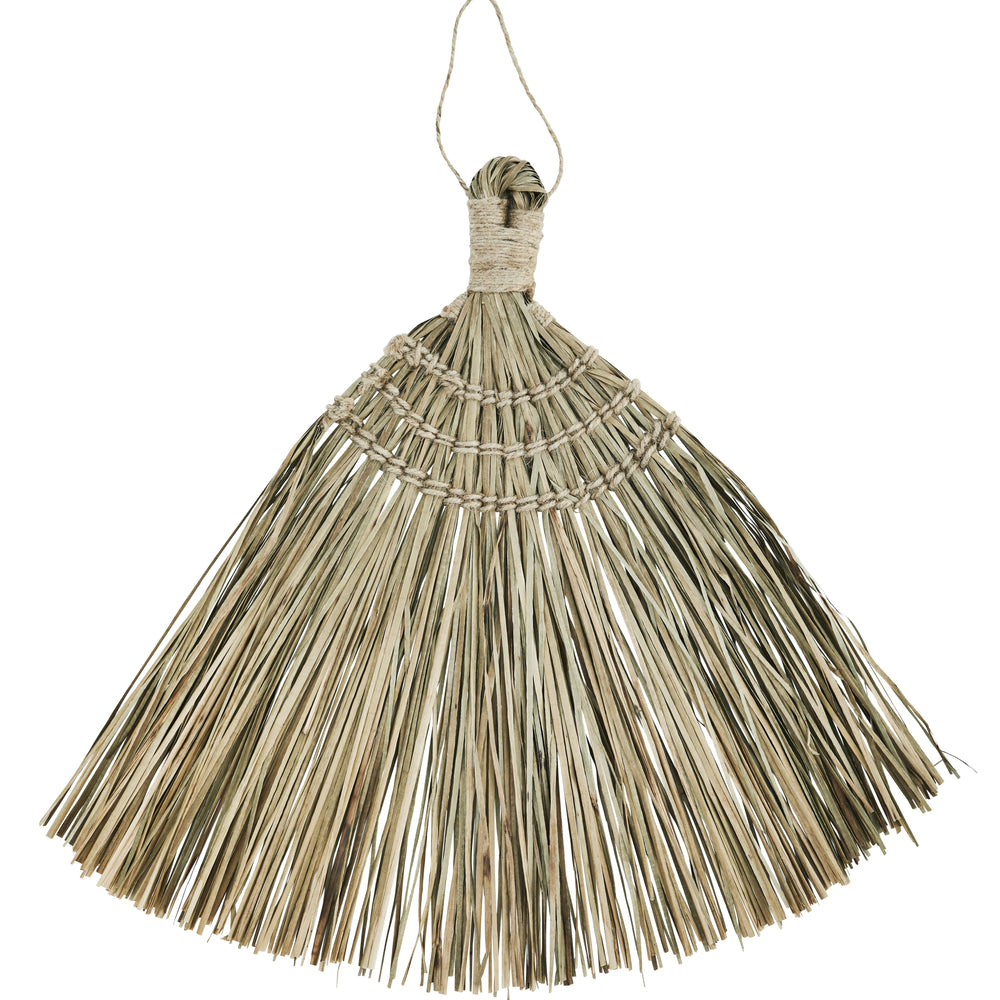 Seagrass Palm Frond Wall Deco