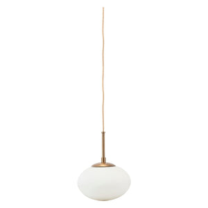 Load image into Gallery viewer, Opal- White House Doctor Pendant Light, 22 x 17 cm