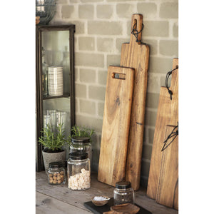 Load image into Gallery viewer, Oiled Acacia Wood Chopping Board