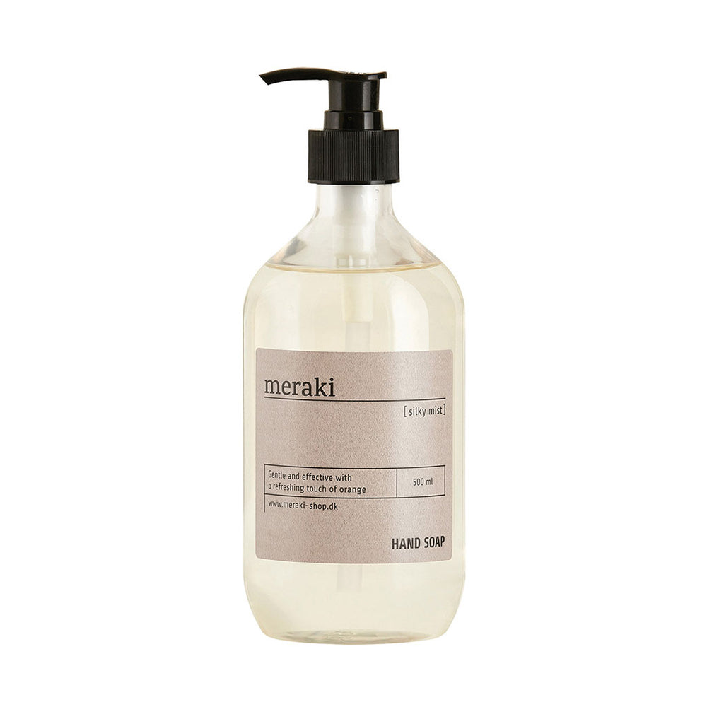 Silky Mist Hand Soap, 500 ml