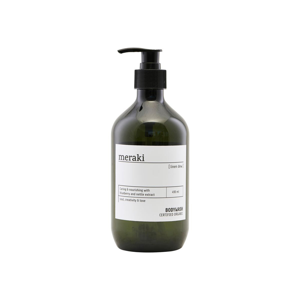 Load image into Gallery viewer, Linen Dew Organic Bodywash 490 ml