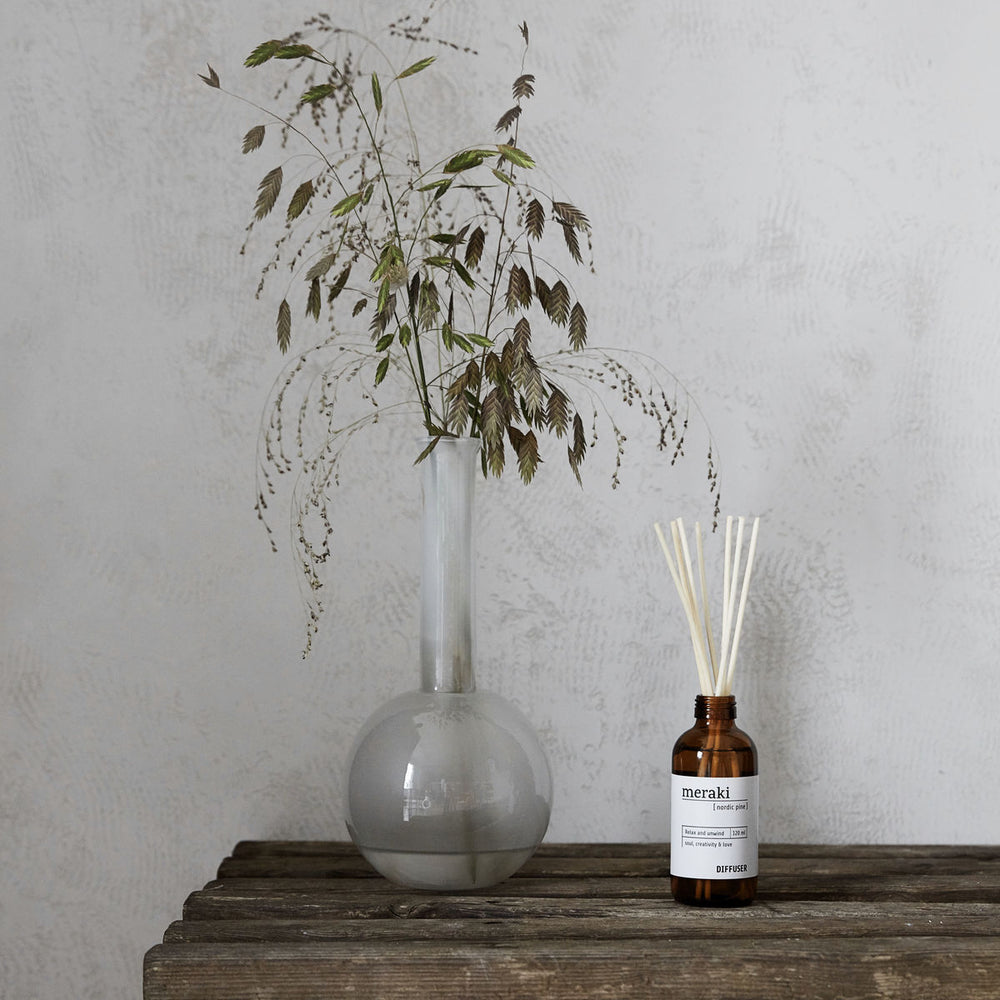 Diffuser with sticks, Nordic Pine