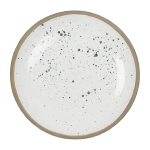 Paint Splash Ceramic Franco Plate 34cm