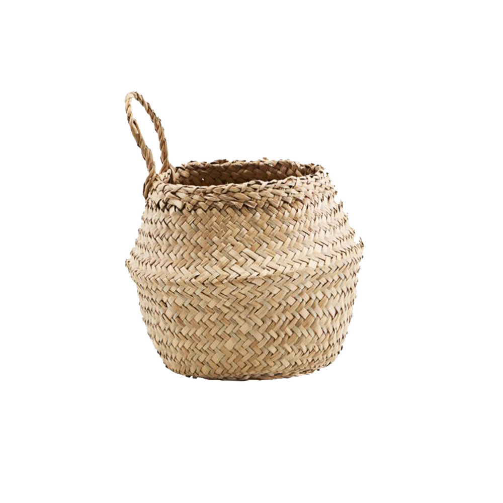 Load image into Gallery viewer, Basket, Tanger, h: 14,5 cm, dia: 15 cm