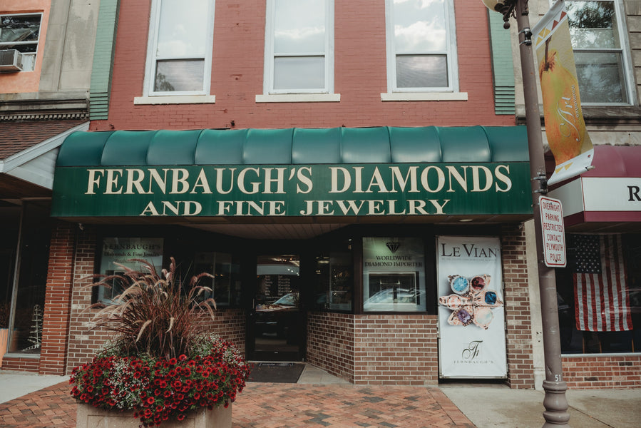 A History of Fernbaugh's Jewelers