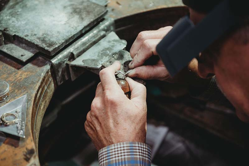 jewelry repairs in plymouth at fernbaughs jewelers