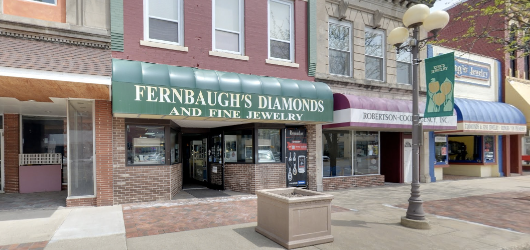 fernbaughs jewelers in plymouth in